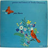 POEMS AND LETTERS OF EMILY DICKINSON 12 INCH LP