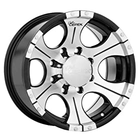Dick Cepek DC-1 Black - 15 x 8 Inch Wheel