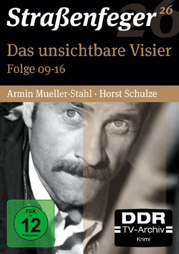 Straßenfeger 26 - Das unsichtbare Visier II [4 DVDs]