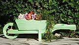 Brouette/brouette holzschubkarre-garten deko 125 cm bac à fleurs, pot hSC décoration