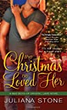 The Christmas He Loved Her (Bad Boys of Crystal Lake)