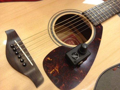 Guitar Percussion Pickup By Myers Pickups ~ See It In Action! Copy And Paste: Myerspickups.Com