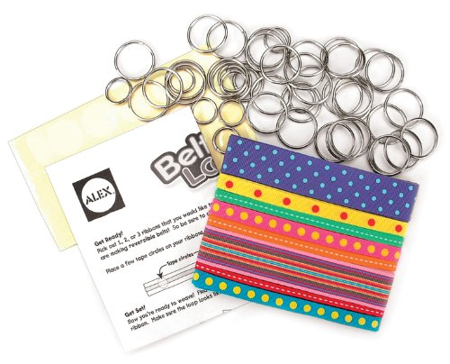 ALEX Toys Craft Belt Loops Kit