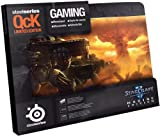 echange, troc SteelSeries QcK Gaming Surface Mousepad - StarCraft II Wings Of Liberty Marine Limited Edition (PC) [import anglais]