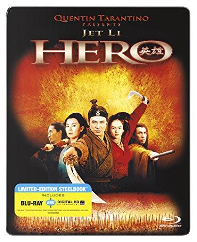 Hero [Blu-ray Steelbook + Digital HD]