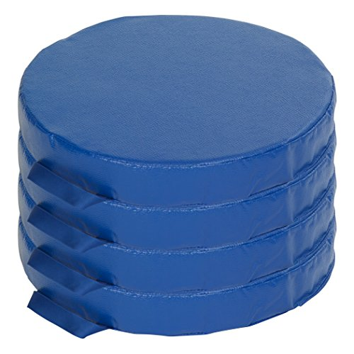 ECR4Kids-SoftZone-Carry-Me-Cushions-4-Piece-Round-Blue