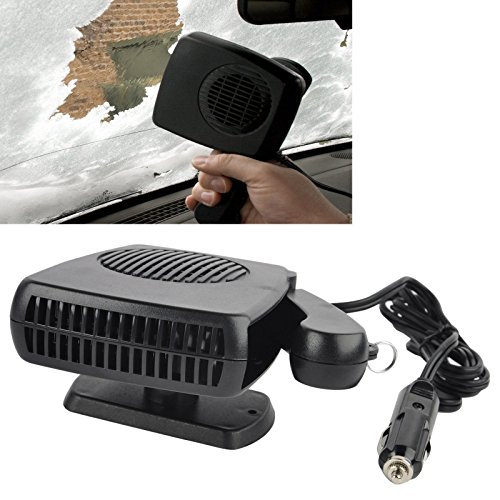 Car Auto Electric Fan Car Heater Heating Windshield Defroster Demist 12V 150W iG-6213