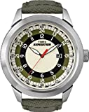Timex Expedition Military Collection T49822 SU Men's Analog Quartz Watch with Cordura Nylon Strap