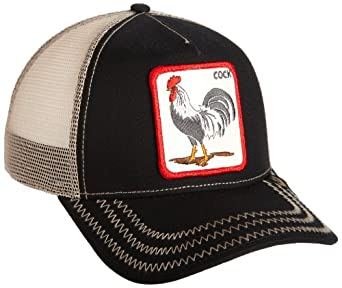 Goorin Bros. Men's Rooster, Black, One Size