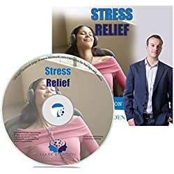 Stress Relief Hypnosis CD - In a fast moving world where anxiety and panic are all too common, it is vital that we are able to relax not just because it feels good but also because of the health benefits. Naturally and effectively relieve your stress and panic now and replace with blissful relaxation