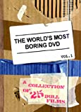 The World's Most Boring DVD - Great Fun Gift -Wonderful & Unusual Present