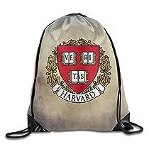 Harvard University Drawstring Bag