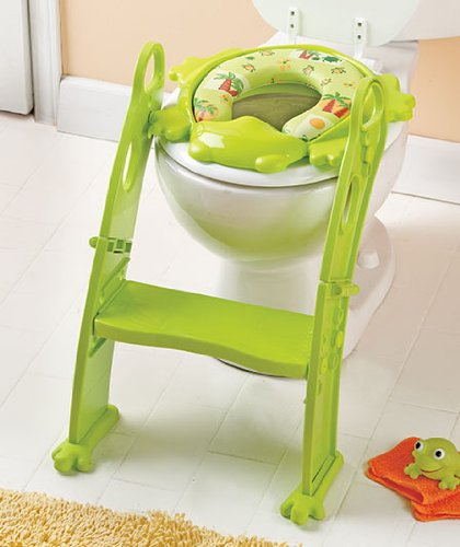 KARIBU Potty Seat with step Ladder