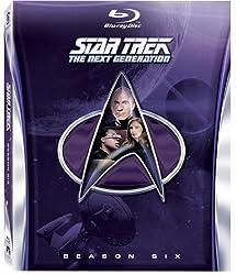 Star Trek: The Next Generation - Season 6 [1992] [Blu-ray]