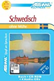 Schwedisch ohne Mühe. Multimedia-PLUS. Lehrbuch + 4 Audio CDs + CD-ROM