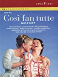 DVD - Mozart - Cosi fan Tutte