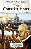 Constitutions (Revised) (Revised) (Vatican II in Plain English)