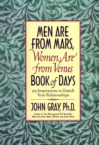 girls are from venus boys are from mars book - photo #7