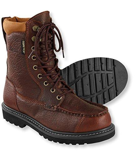 a6310fceb12 L L Bean Men s Gore Tex Kangaroo Upland Boots Moc Toe Leather ...