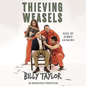 Thieving Weasels Audiobook