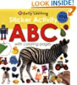 Sticker Activity ABC (Early Learning: Sticker Activity)