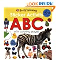 Sticker Activity ABC