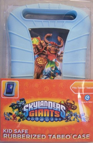 Skylanders Giants Rubberized Tabeo Case by Activision