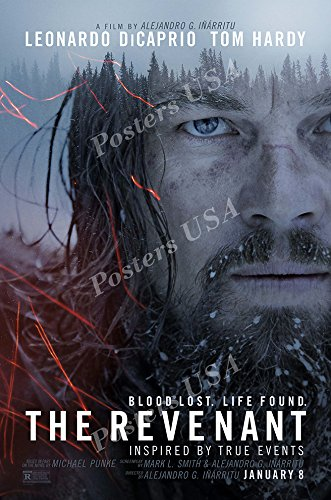 "Posters USA - The Revenant Movie Poster - MOV179 (16"" x 24"" (41cm x 61cm))"