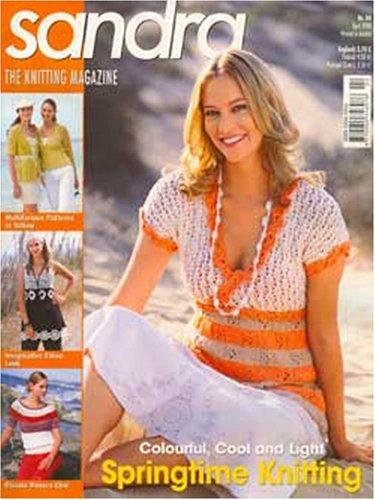 Sandra Knitting - English ed