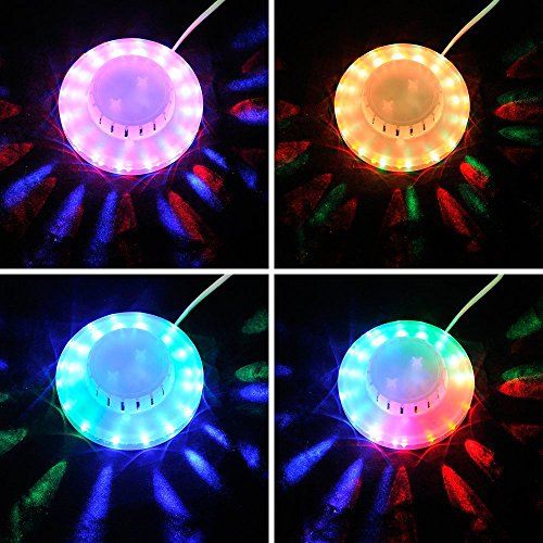 Unica Sunflower LED Light Decorative Party Light (Indian Plug, Color May Vary)