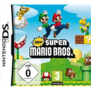 [HF] New Super Mario Bros [NDS]