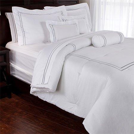 Double Dot 240TC Cotton Comforter Set, King