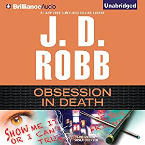 Obsession in Death | Livre audio