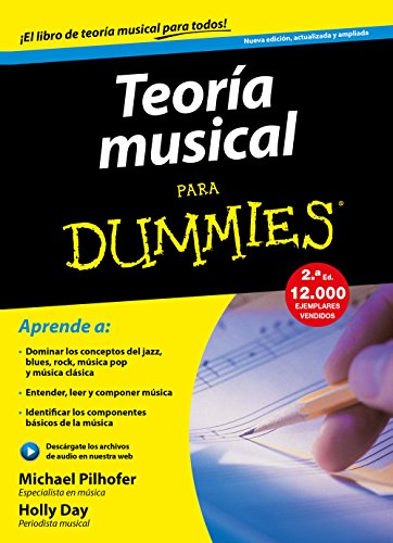 TEORIA MUSICAL PARA DUMMIES