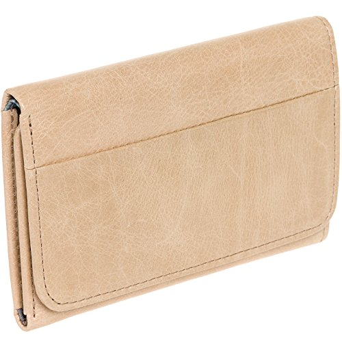 09. HOBO Vintage Jill Tri-Fold Wallet