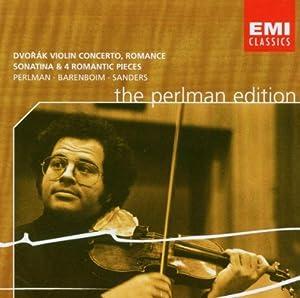 Dvorak: Violin Concerto, Romance (The Perlman Edition)