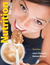 Nutrition for Life by Janice J. Thompson