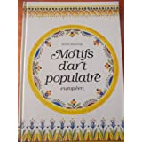 Motifs art populaire europeenpar Koustrup Birthe