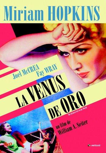 Filmoteca RKO: La Venus De Oro (+ Libreto Exclusivo De 24 Páginas) [DVD]