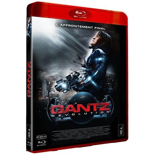 Gantz Revolution [TRUEFRENCH|Bluray 720p] [Multi]