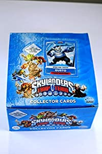 Topps TO90100-1 - Skylanders Trap Team Booster Display Deutsch