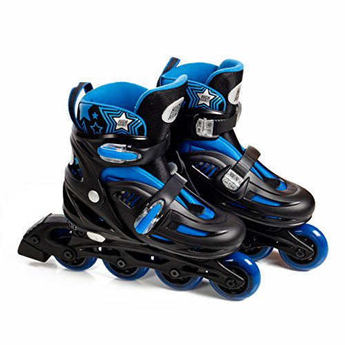 High-Bounce-Rollerblades-Adjustable-Inline-Skate