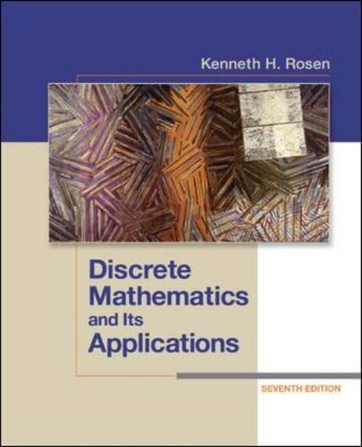 McGraw-Hill: Instructor's Resource Guide for Discrete Mathematics and Its Applications - 5th Edition