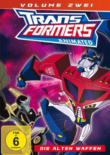 Transformers Animated - Volume Zwei: Die alten Waffen