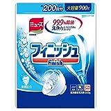 フィニッシュ 食洗機用洗剤 粉末 パウダー 詰替 重曹 900g ミューズ共同開発 (約200回分)