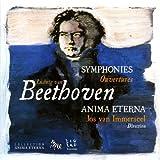 Beethoven: Symphonies; Overtures /Anima Eterna � van Immerseelby Bart Meynckens