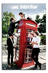 Iposters One Direction Take Me Home Poster Gloss Laminated - 91.5 X 61cms (36 X 24 Inches) by iPosters