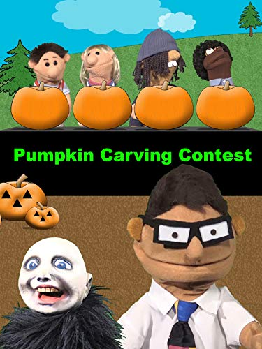 Pumpkin Carving Contest on Amazon Prime Video UK