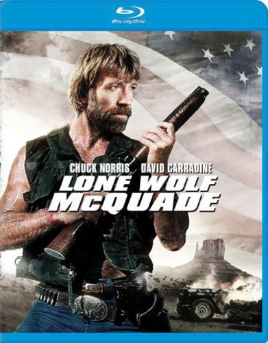 Blu-ray : Lone Wolf McQuade (Digital Theater System, , Widescreen)