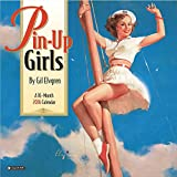 img - for Orange Circle Studio 16-Month 2016 Wall Calendar, Pinup Girls by Gil Elvgren book / textbook / text book